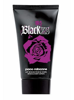Black XS body lotion 150ml