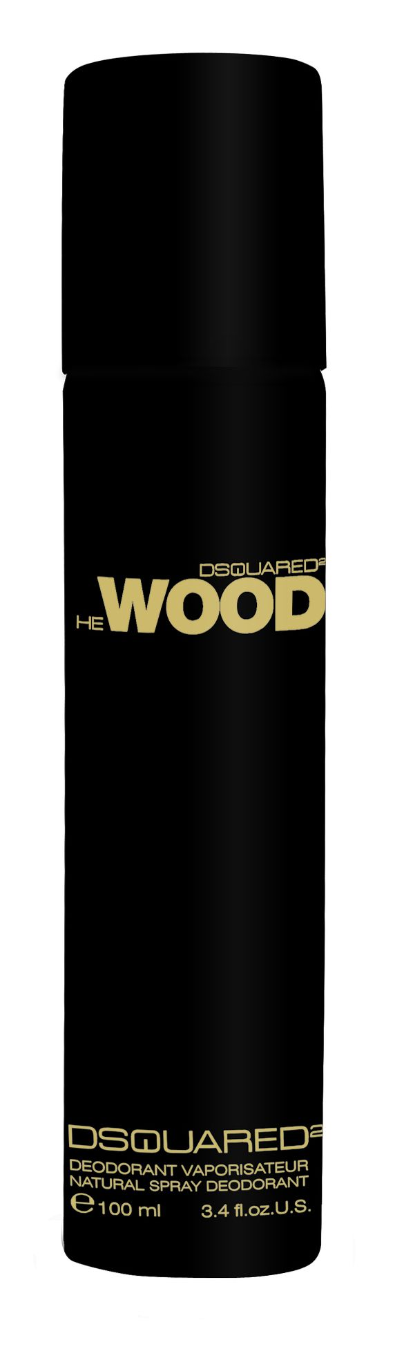 He Wood Natural Spray deodorant 100ml