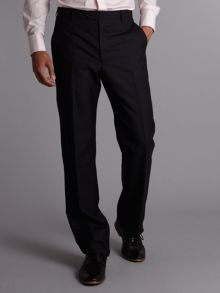 Paul Smith Willoughby regular fit plain wool suit trousers