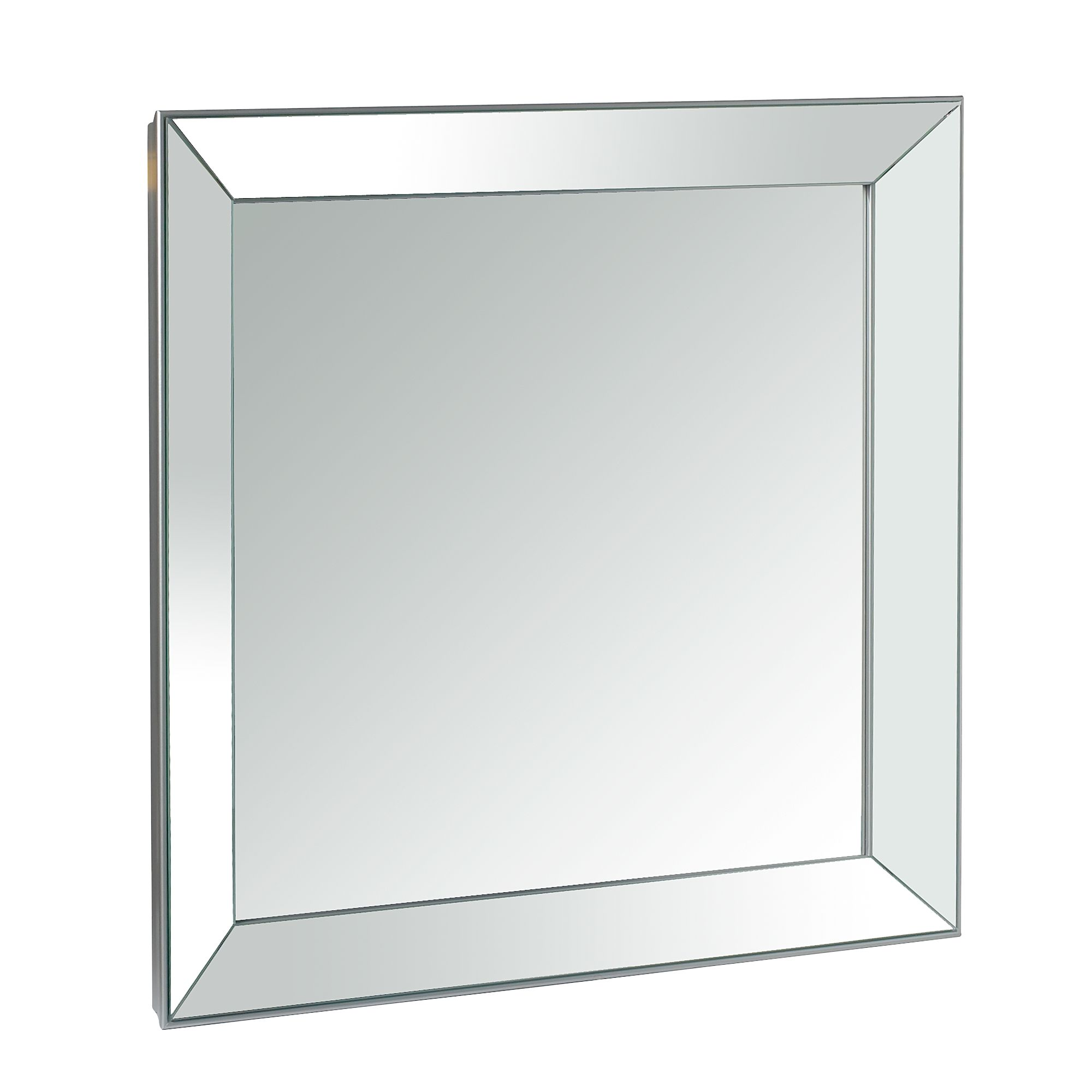Square mirror for Large square mirror