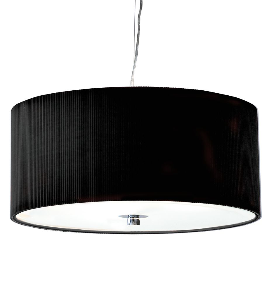 Zaragoza large black ceiling pendant by House of Fraser