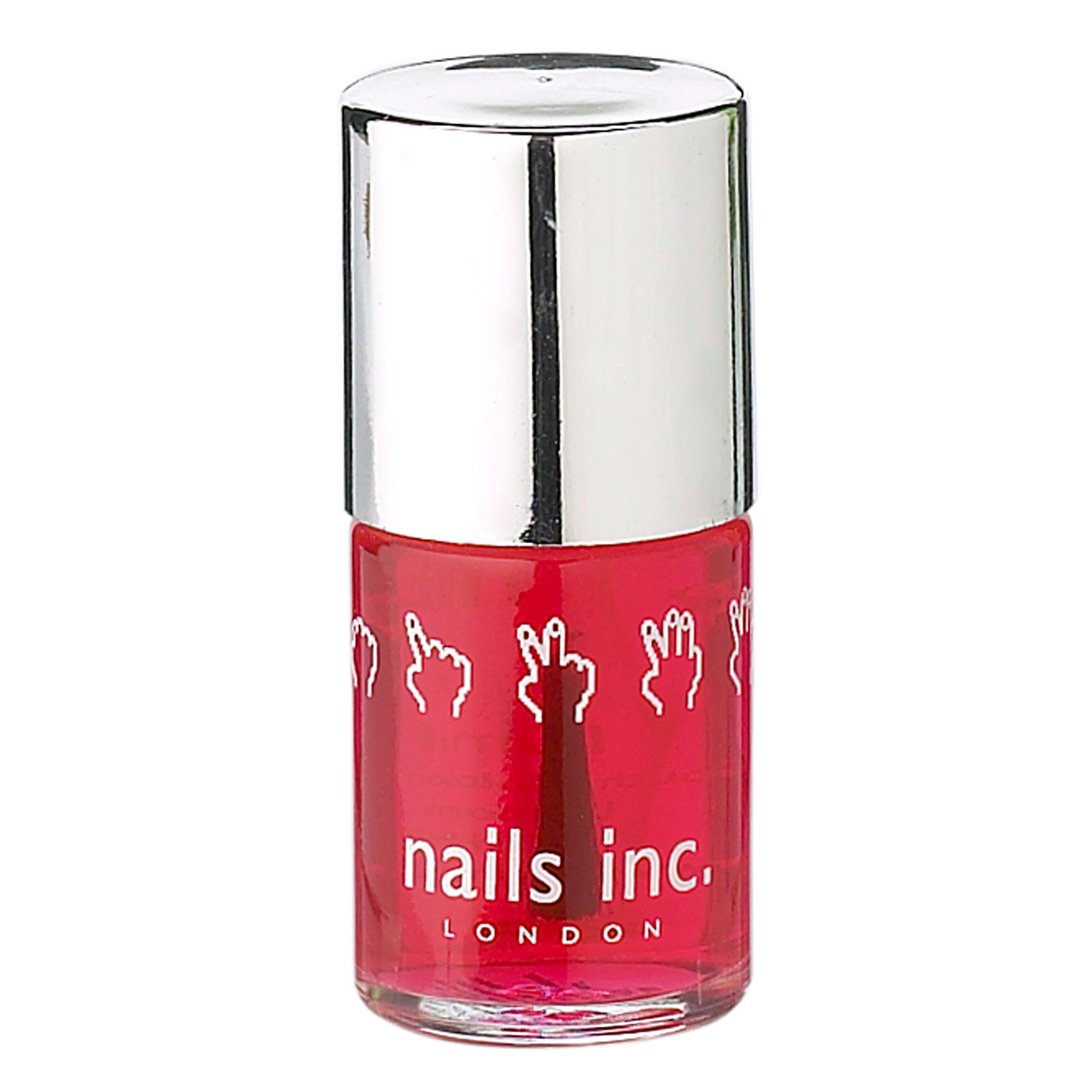 Nails Inc 10ml American Cherry pink