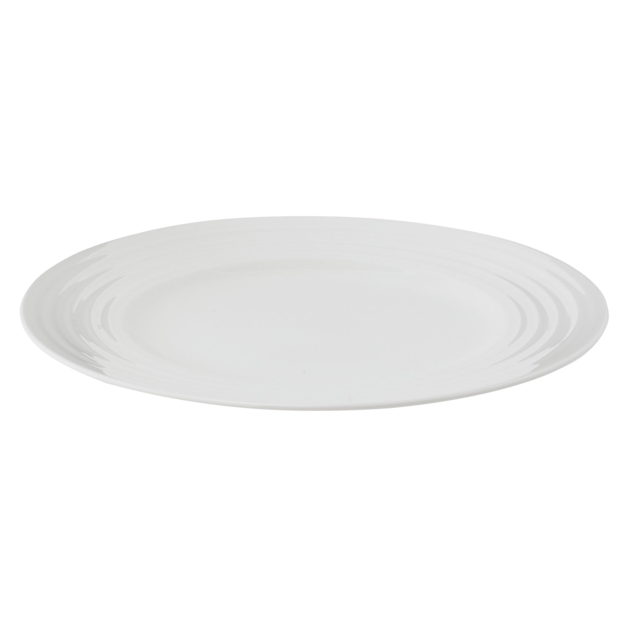 RIDGED SOHO BONE CHINA SIDE PLATE