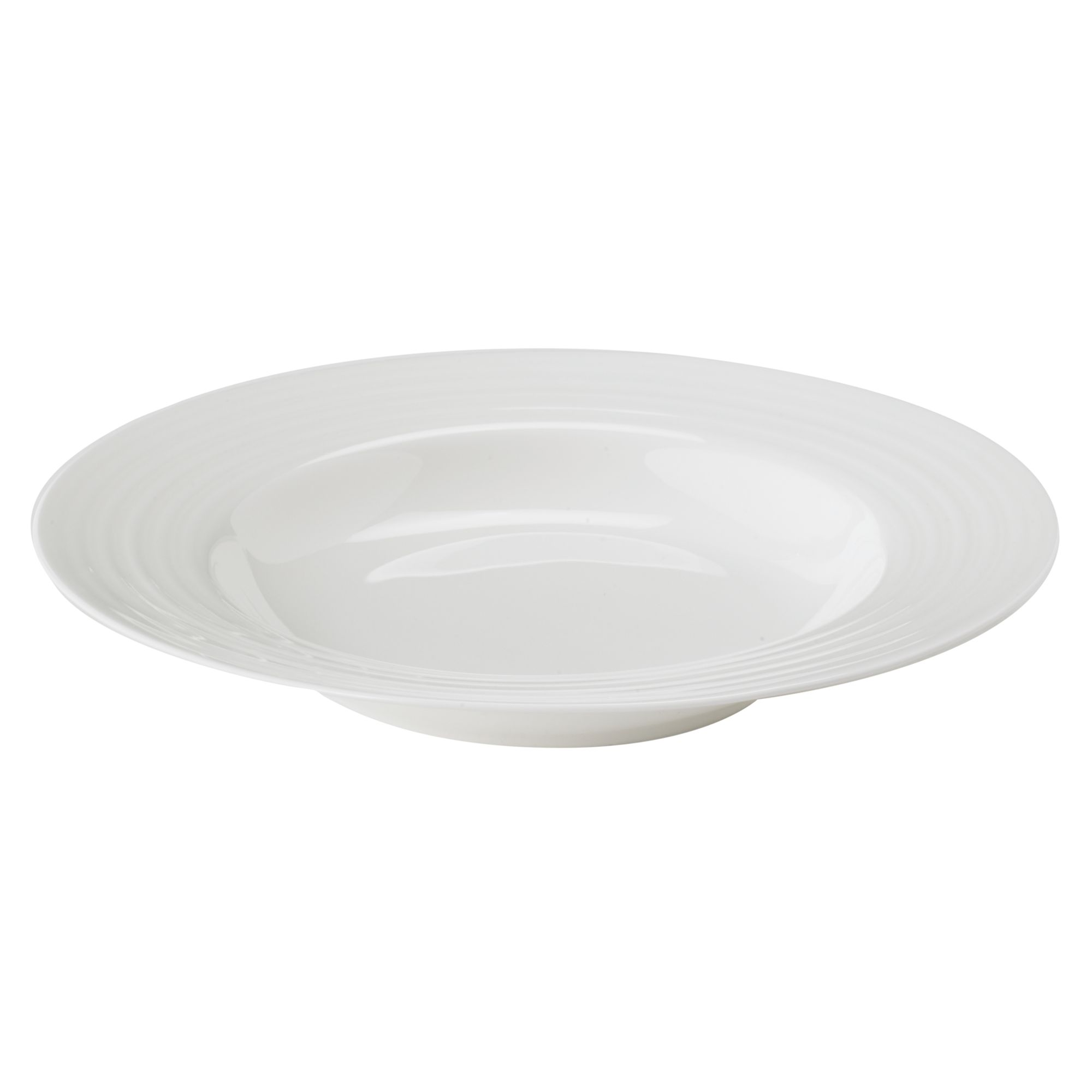 Soho Bone China Rim Pasta Bowl