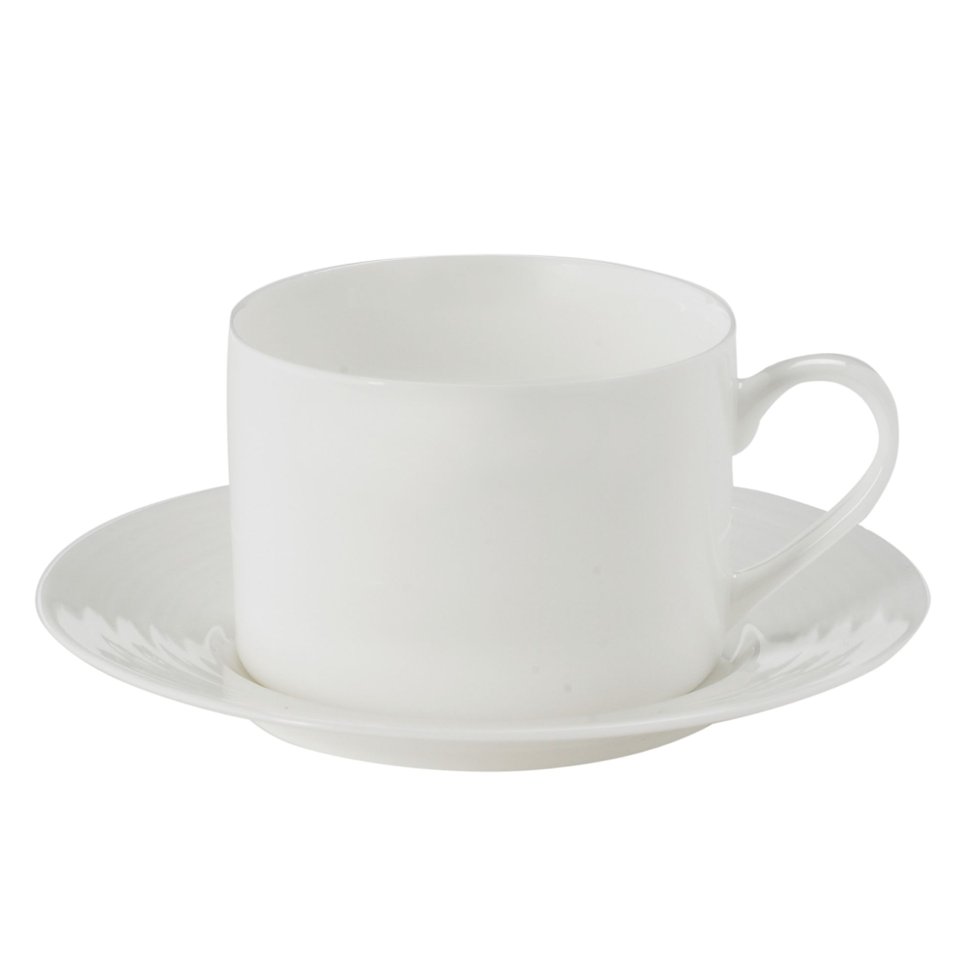 Soho Bone China Cup and Saucer