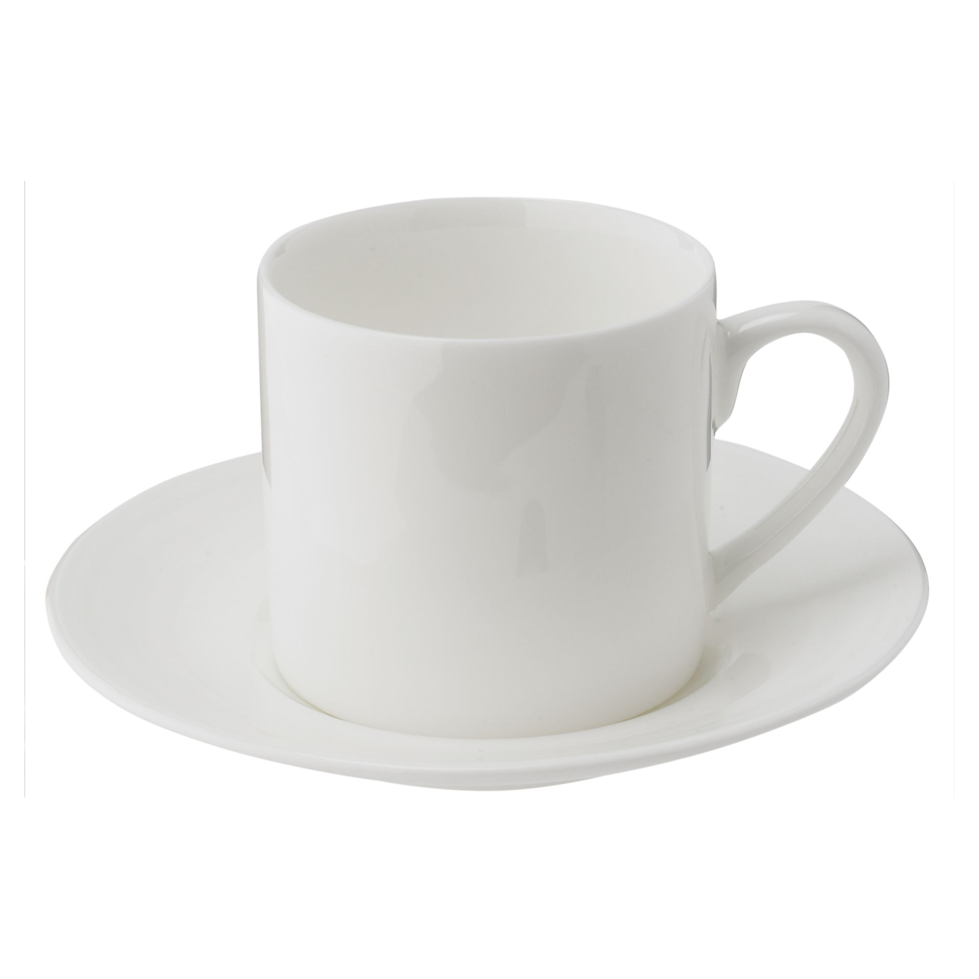 Soho Bone China Espresso Cup & Saucer