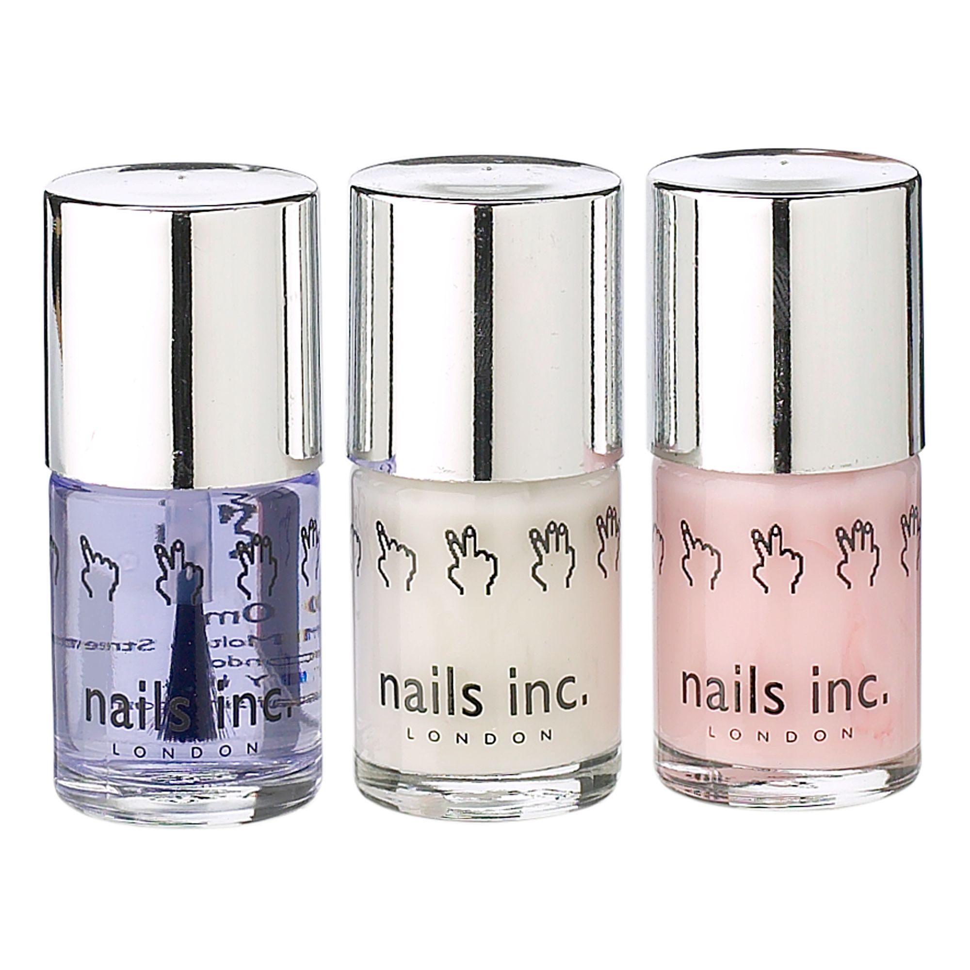 Nails Inc London manicure set product image