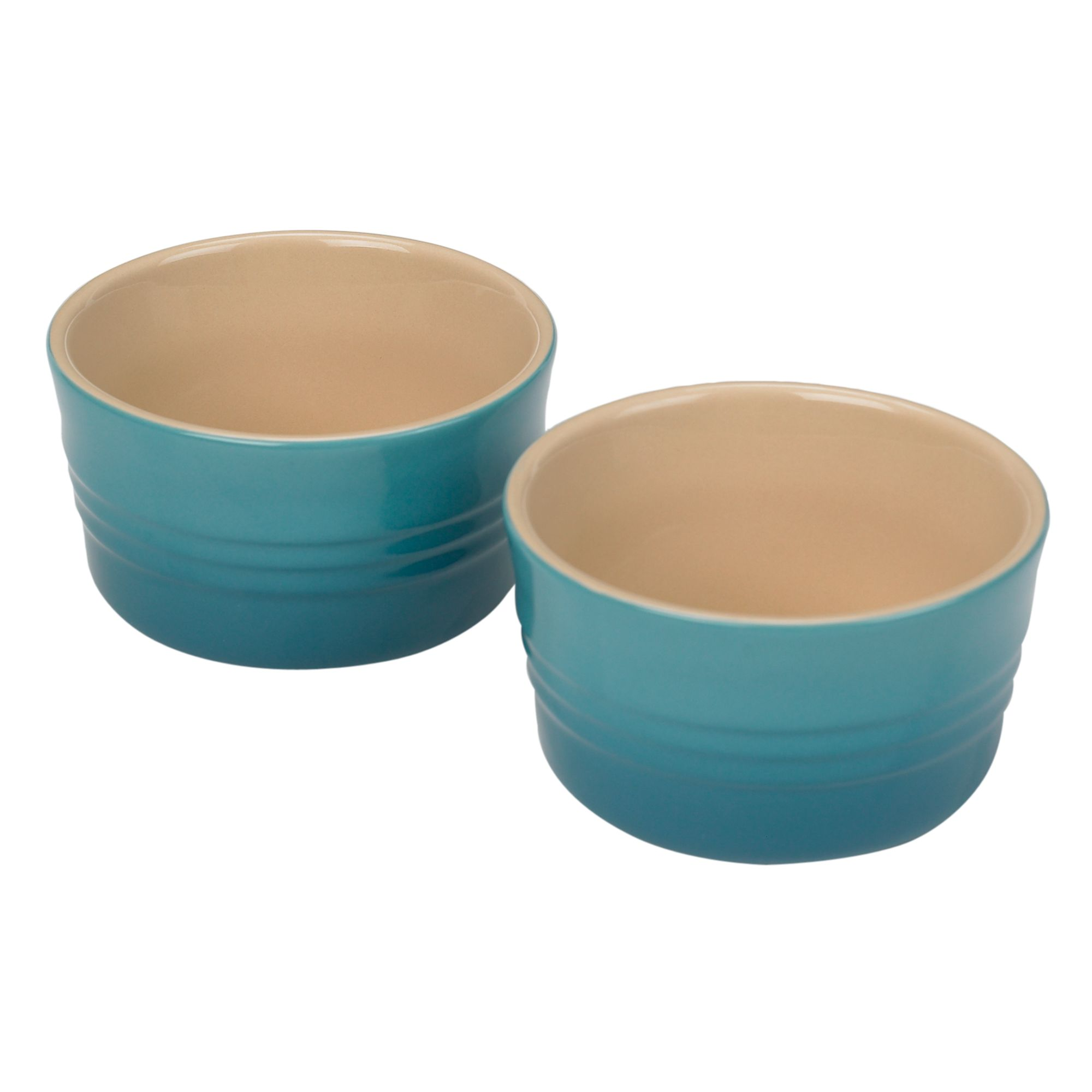 Stoneware ramekins (set of 2)