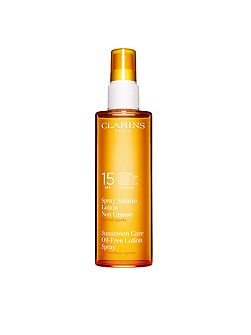 Sun Care Spray Oil Free Lotion UVB15