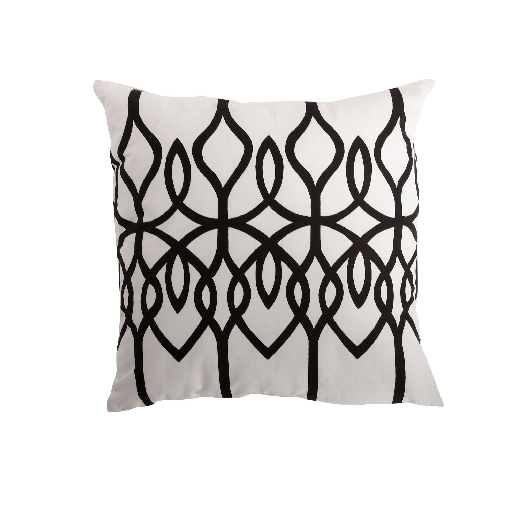 Linea Retro print cushion product image