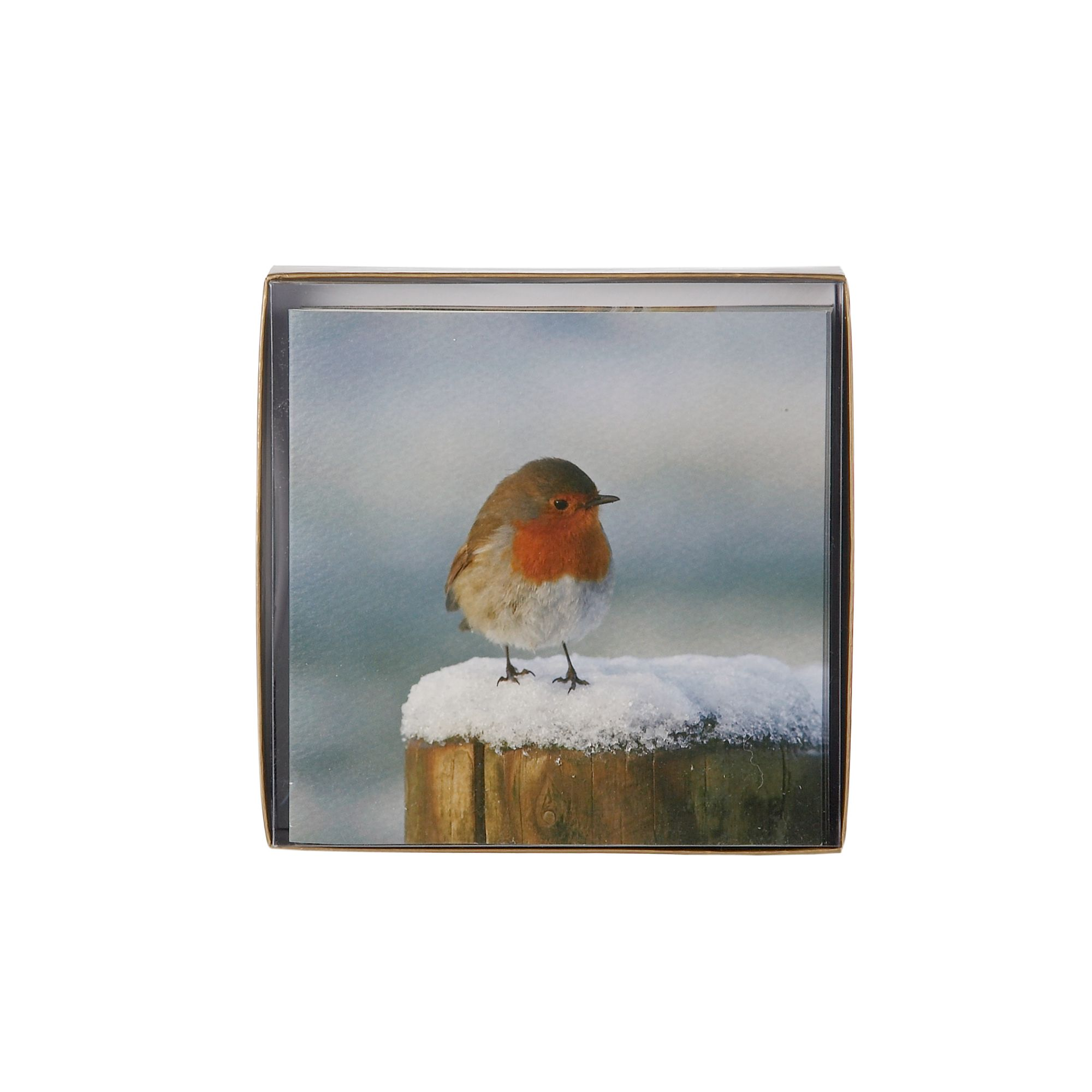 Ling Photographic robin Christmas cards