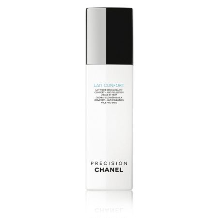 CHANEL LAIT CONFORT Creamy Cleansing Milk Face And Eyes