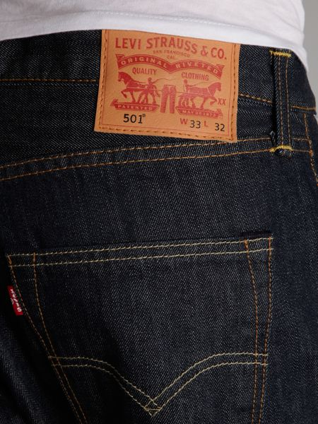 Levi's 501 Marlon straight fit jeans