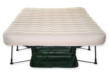 Inflatable guest bed