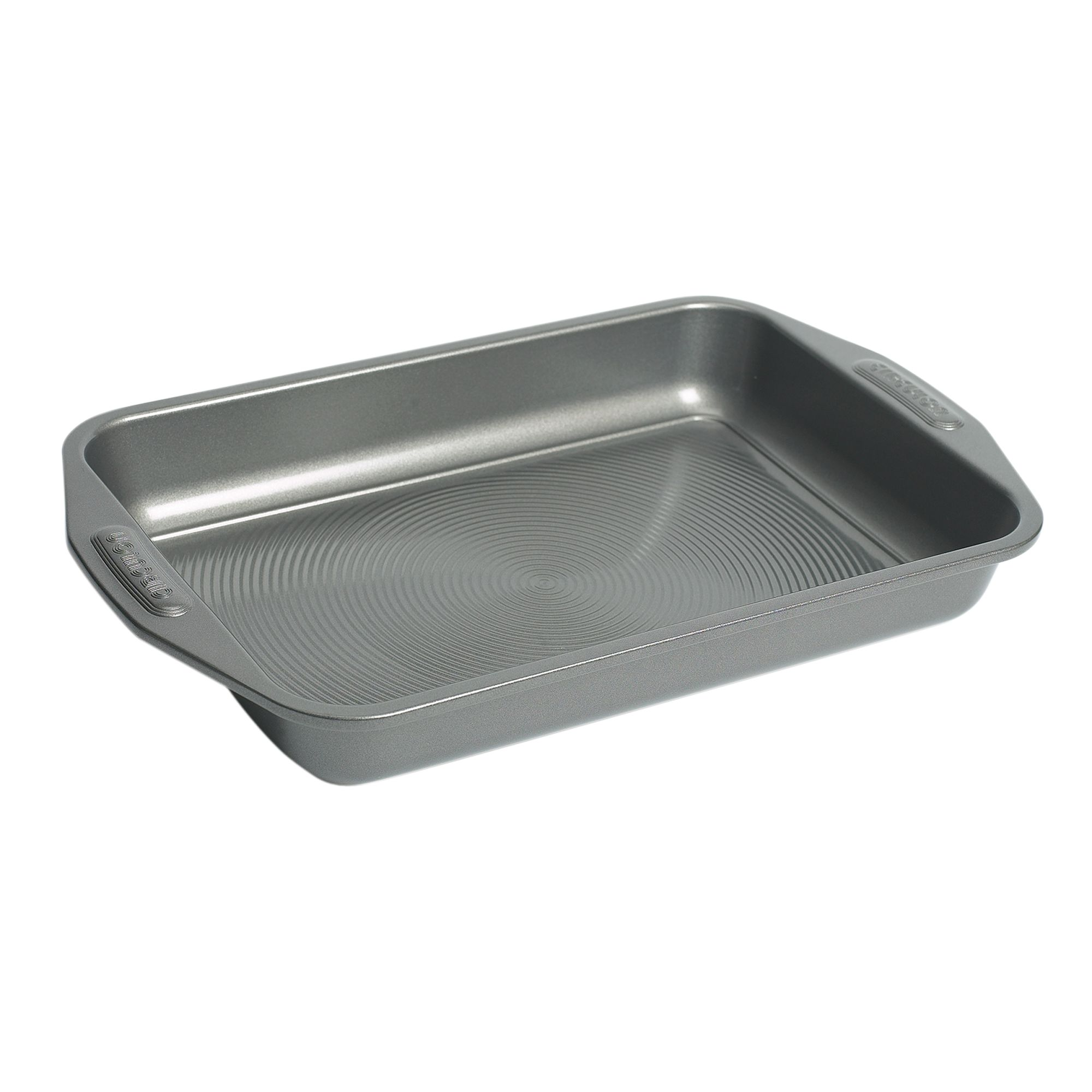 Rectangular non-stick cake tin