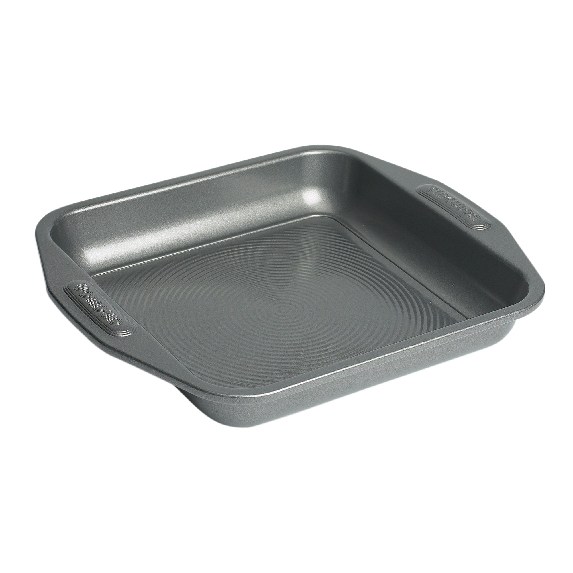 Non-stick square cake tin