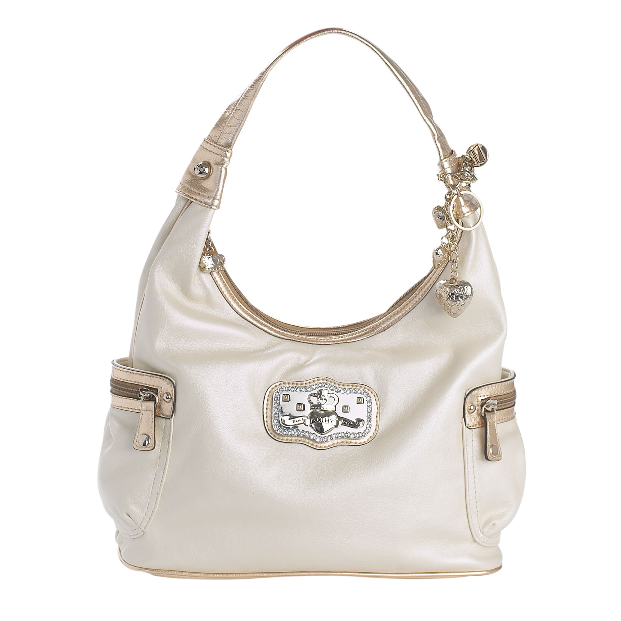 Studio 54 small pu hobo bag
