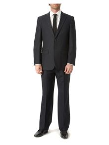 Linea Notch lapel classic stripe suit