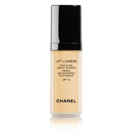 CHANEL LIFT LUMIÈRE Firming And Smoothing Fluid Makeup