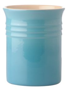 Utensil Jar, Teal