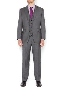 St James sharkskin suit jacket