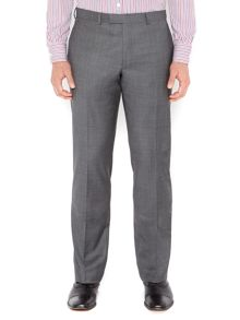 New & Lingwood St James Sharkskin Suit Trouser