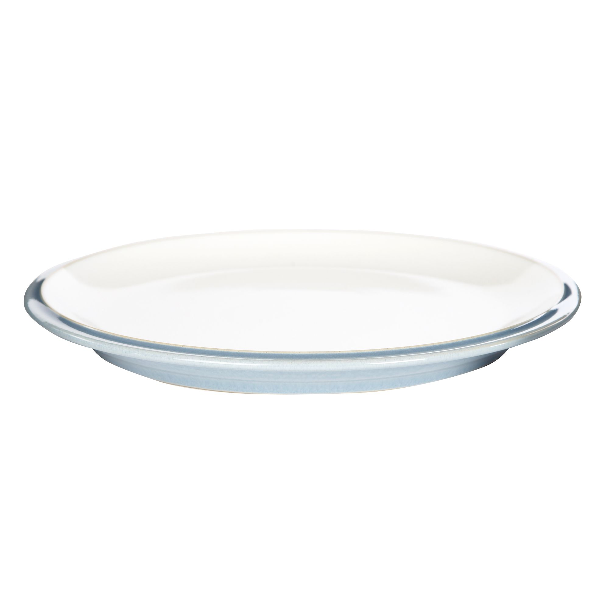 White Jetty salad plate