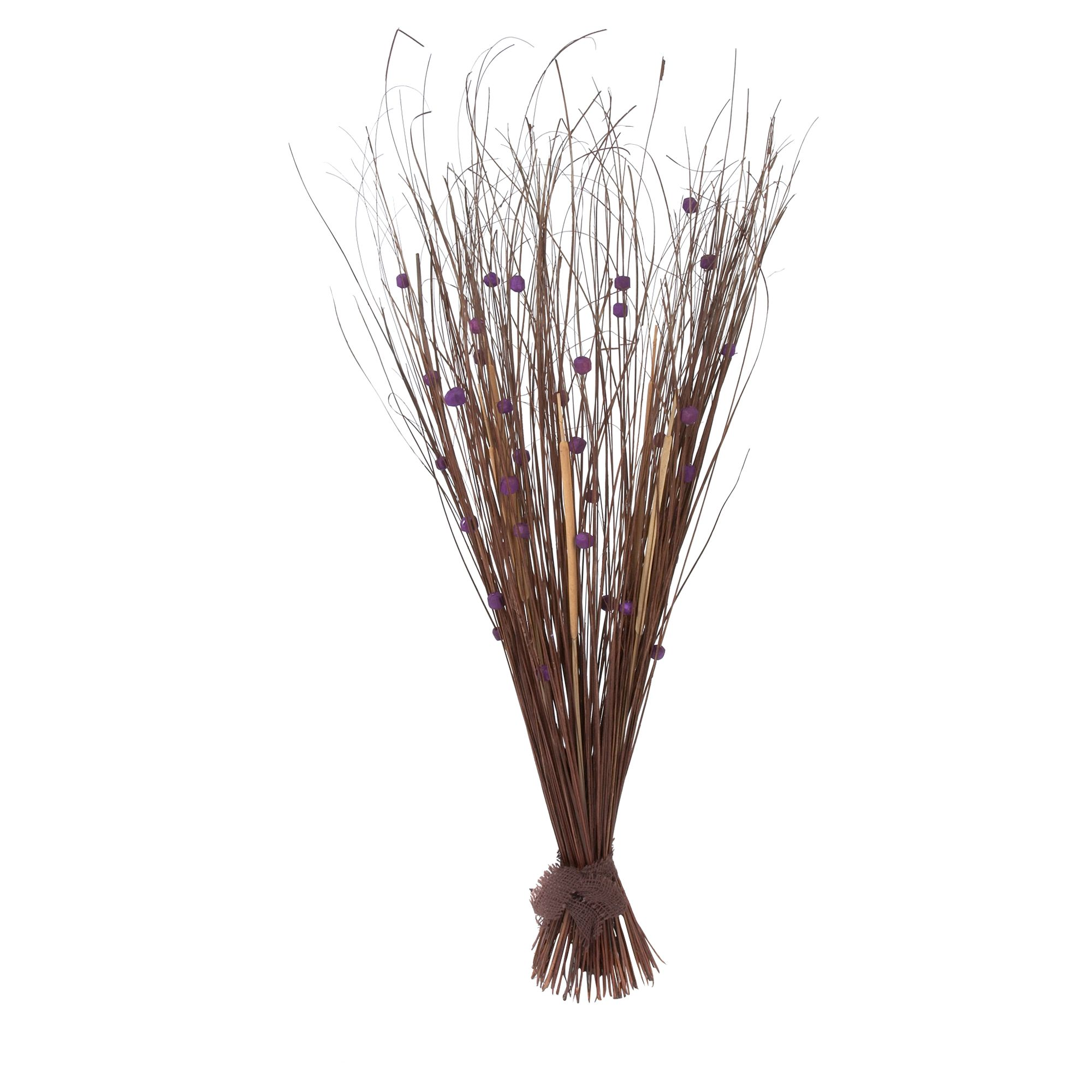 Linea Decorative bullrush and reeds.