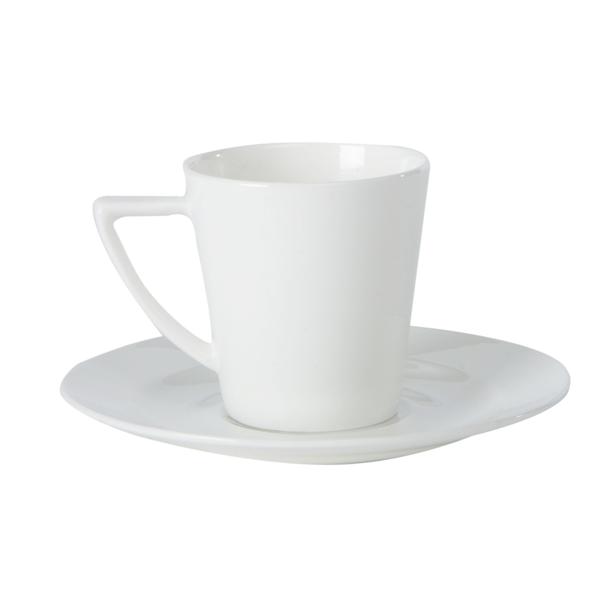 Eternal espresso cup and saucer