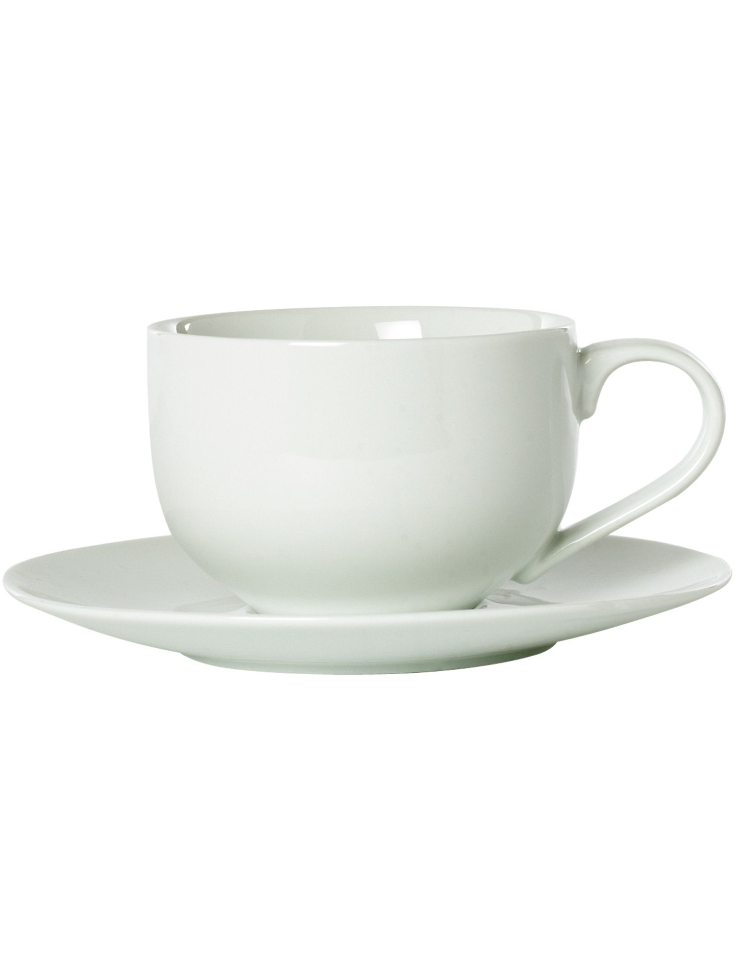 Beau tea cup and saucer
