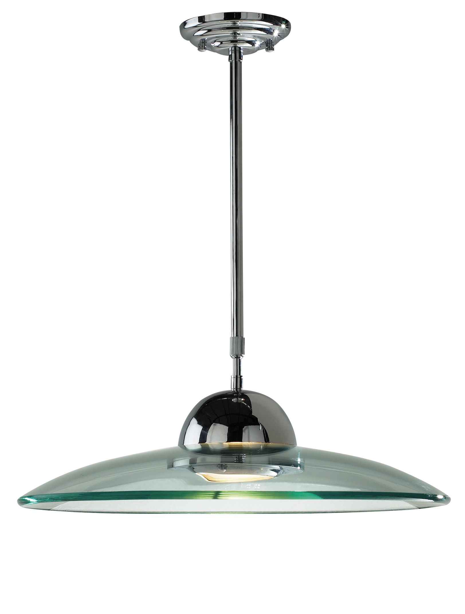 Hemisphere ceiling pendant by House of Fraser