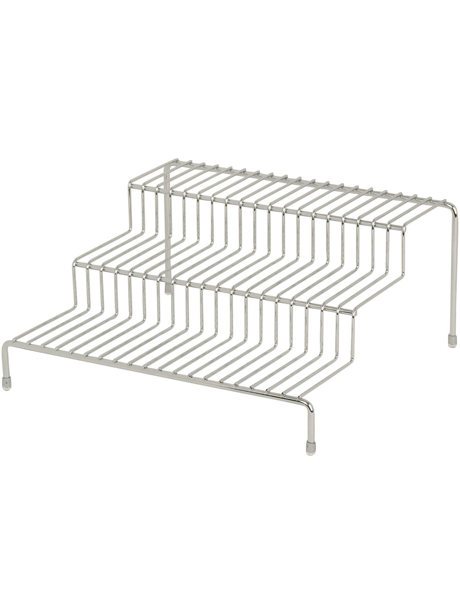 Linea Chrome 3 tier rack product image