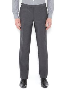 Wool mohair suit trousers