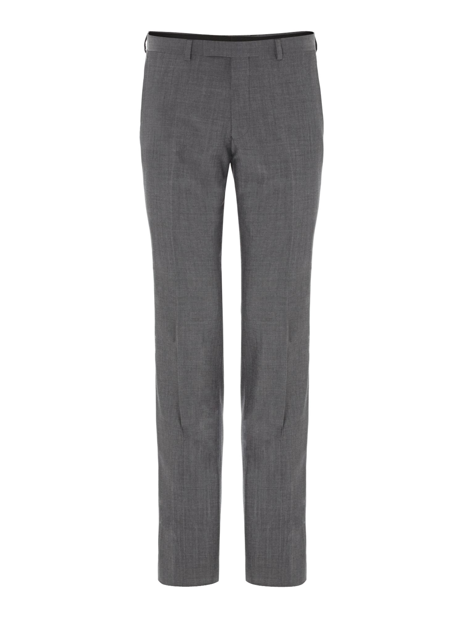 Wool mohair suit trouser