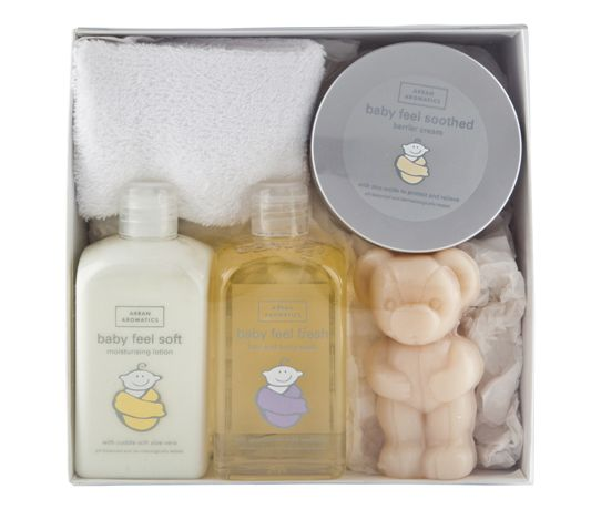 Baby Feel Welcome Gift Box