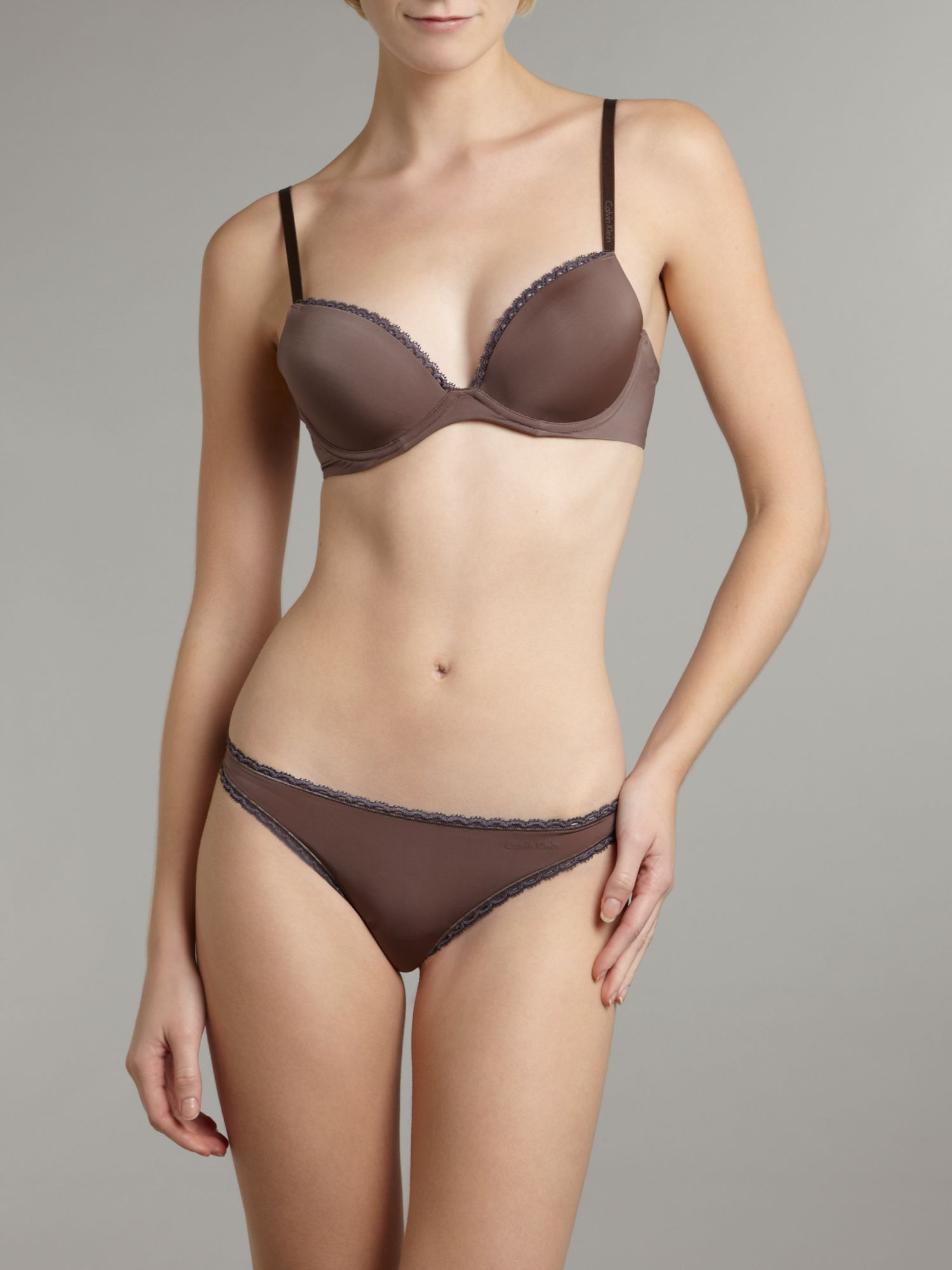 Seductive comfort customised lift bra