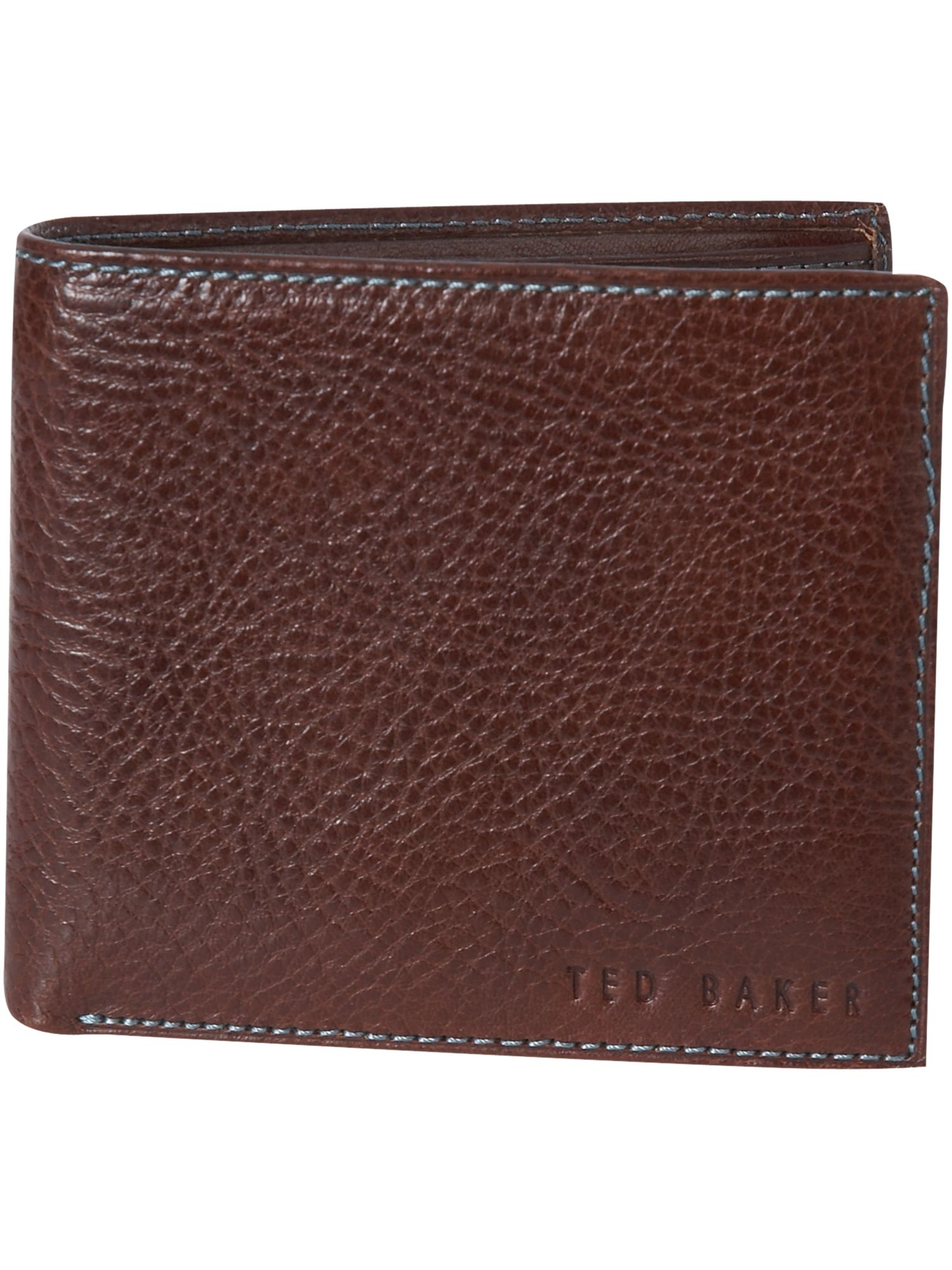 Ted Baker Contrast stitch coin pocket product image