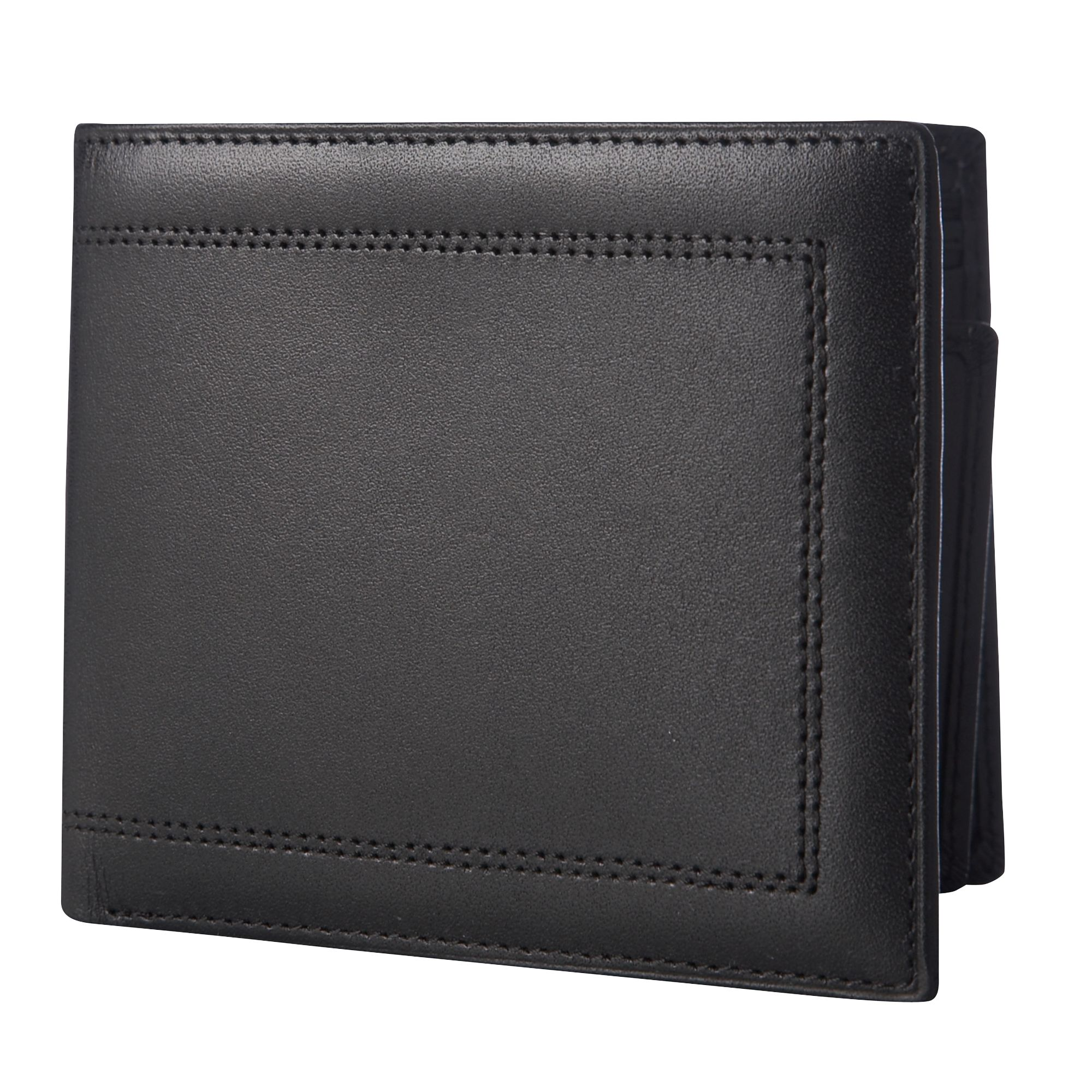 Kenneth Cole Embossed logo billfold wallet product image