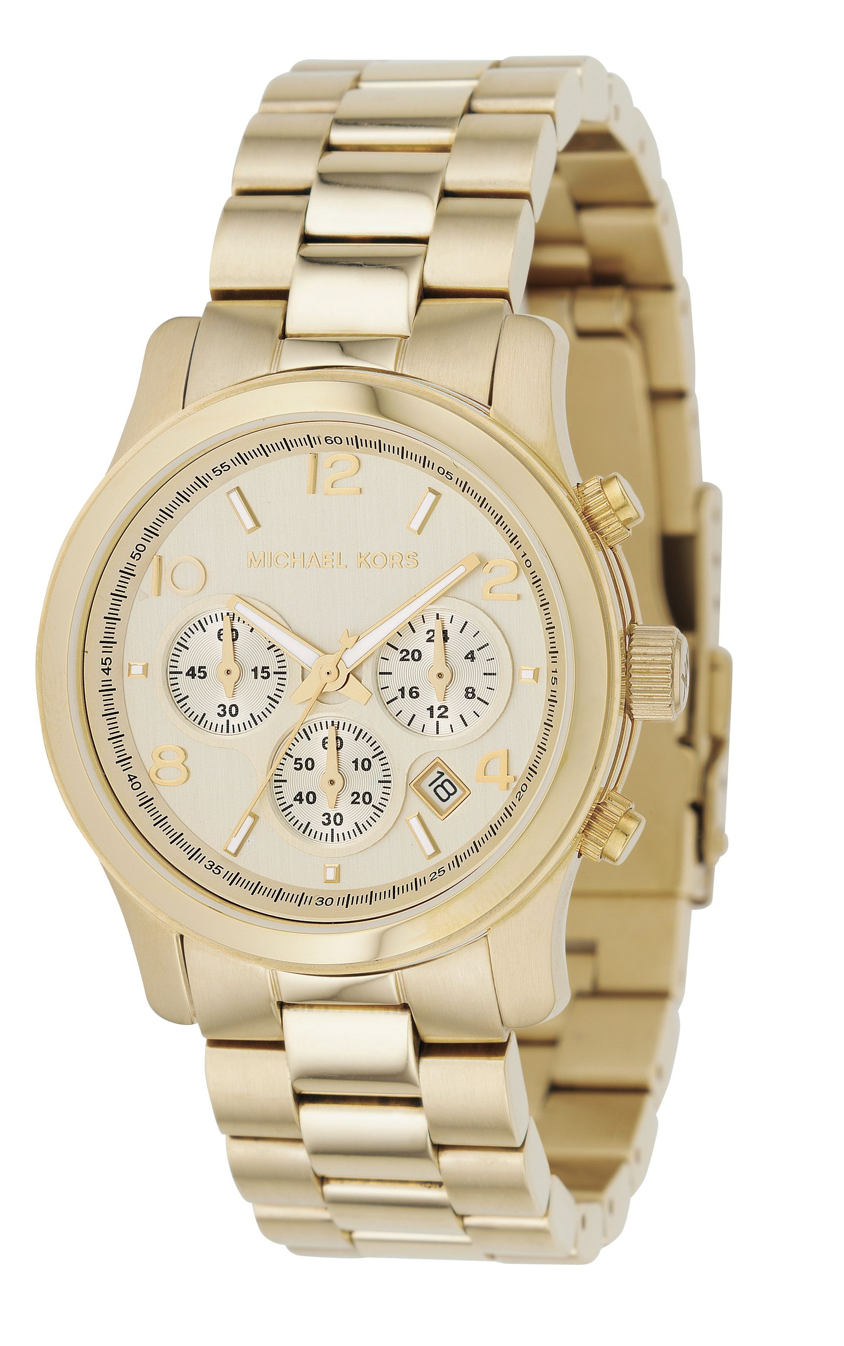 Michael Kors Sport Chronograph gold plated product image