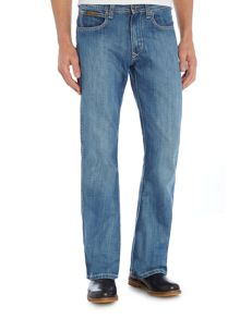 Wrangler Bootcut light wash jeans