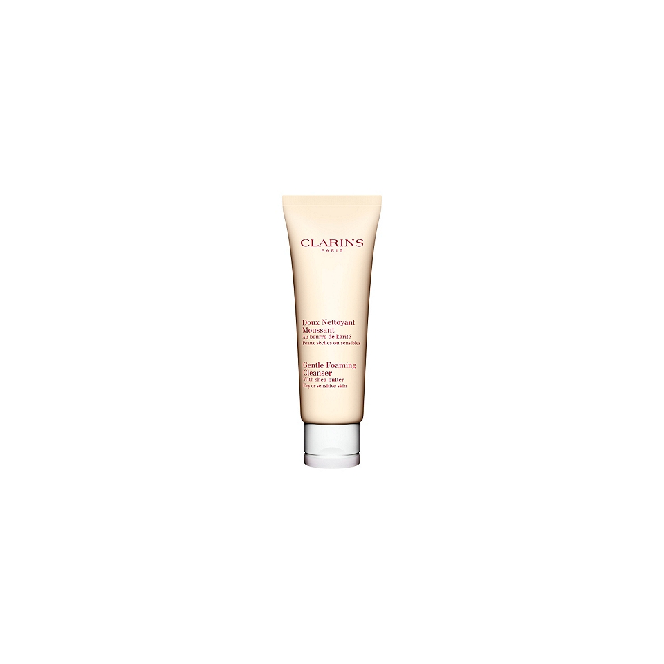 Clarins Gentle Foaming Cleanser  Dry/Sensitive Skin