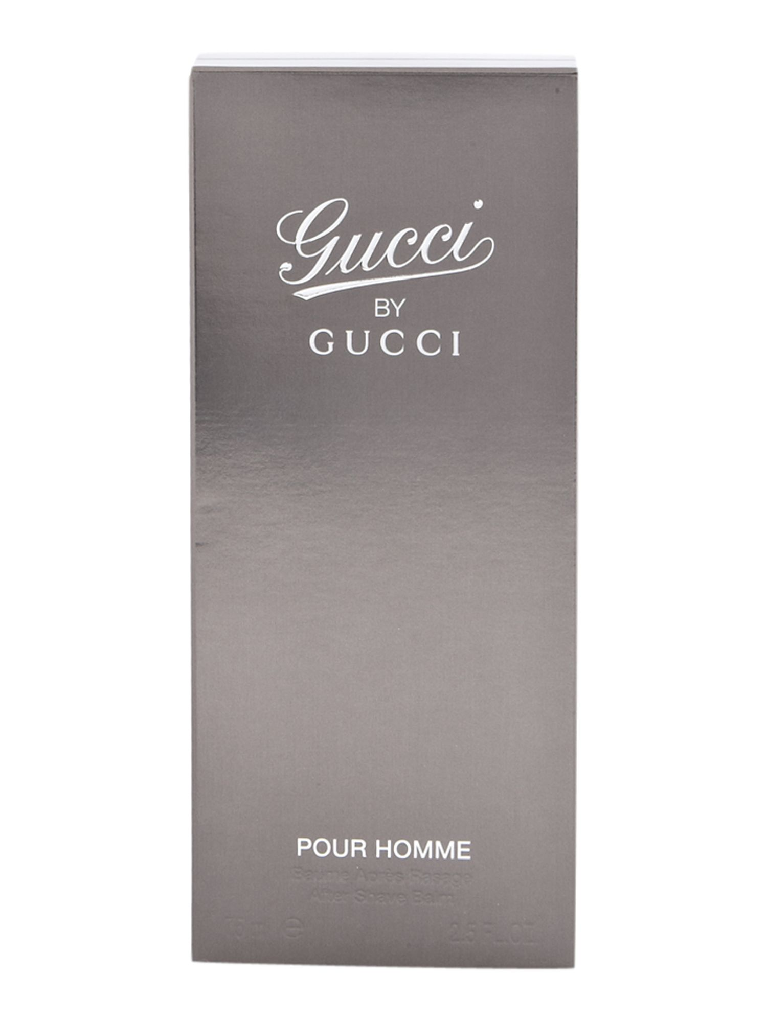 Gucci by Gucci Pour Homme Aftershave Balm 75ml
