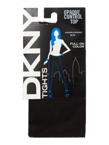 DKNY 30D Comfort luxe opaque tights