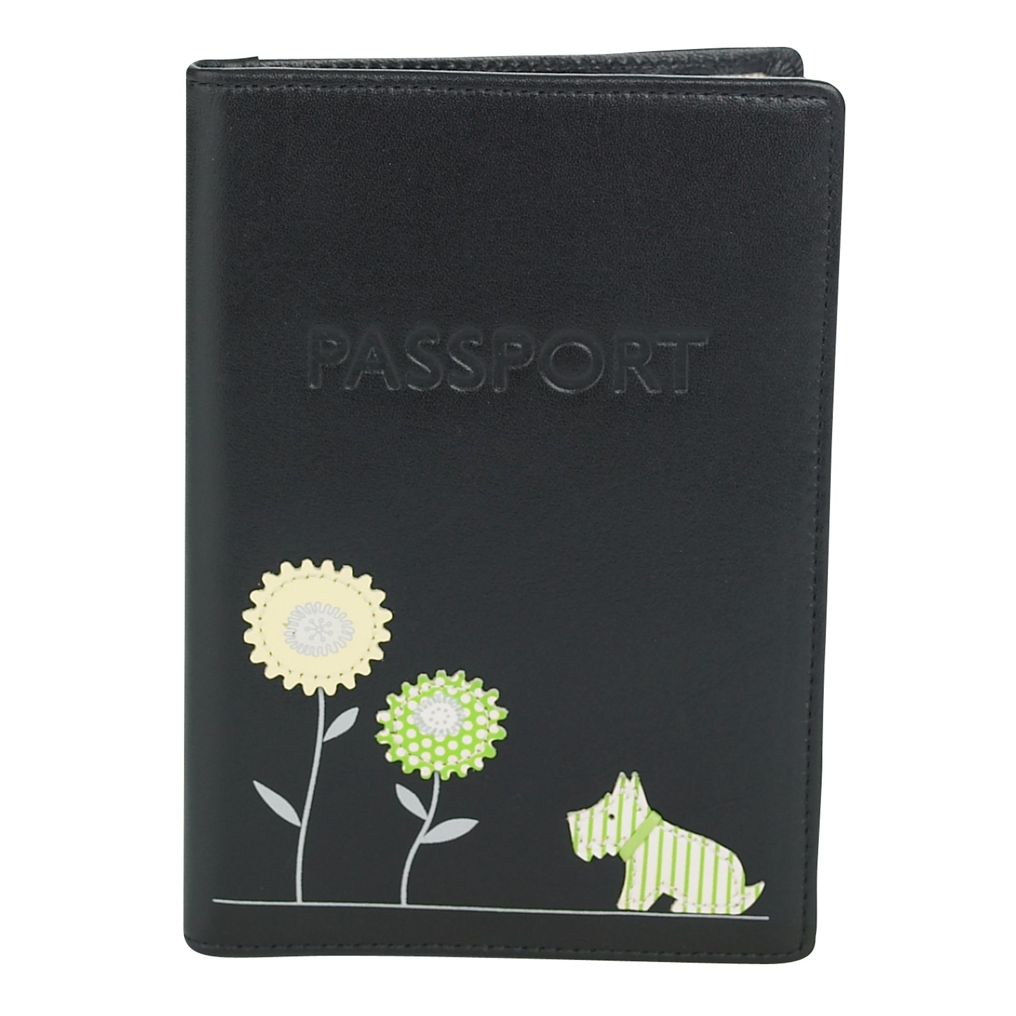 Radley Camber Sands leather passport cover product image