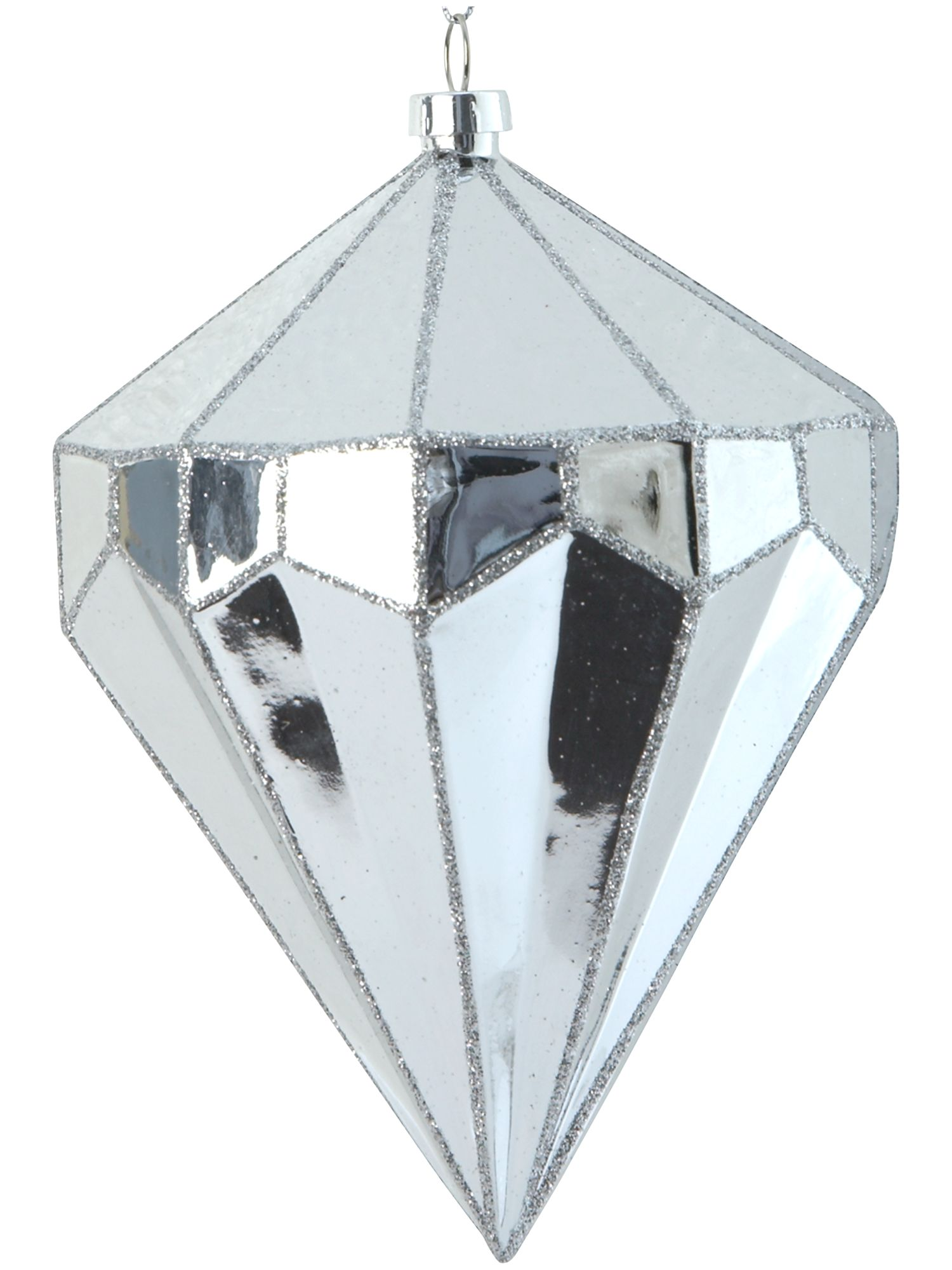 Eclipse large decorative diamond