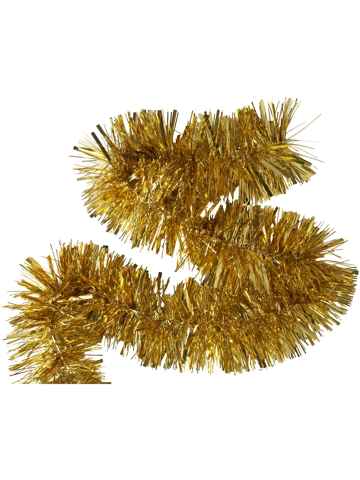 Renaissance chunky gold classic tinsel