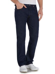 501 One Wash Straight Jeans