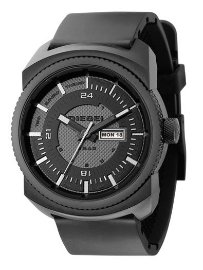 Diesel DZ1262 Black Case Mens Watch, Black product image