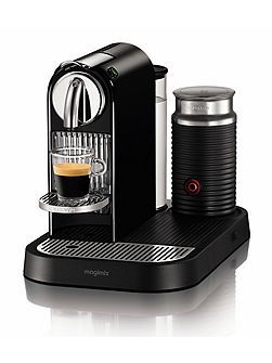 Magimix M190 Black Citiz & Milk Nespresso Coffee