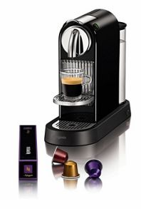 Magimix M190 Black Citiz Nespresso Coffee Machine